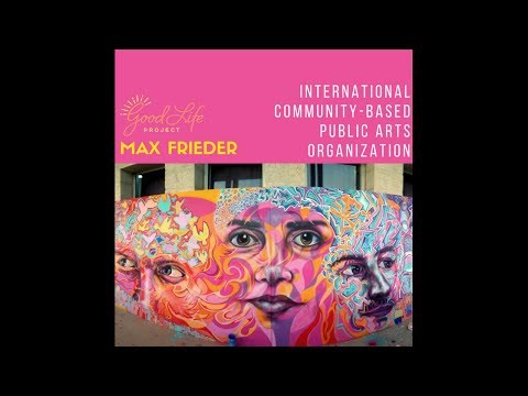 Max Frieder: Art as an Act of Collective Elevation