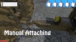 Review Manual Attaching #FS15