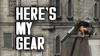 Here's My Gear - Since You Asked! - Fallout 4