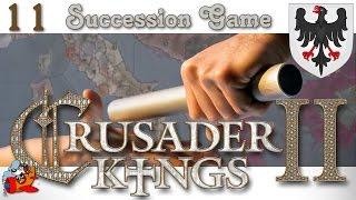 Crusader Kings 2 Succession Game [ITA] 11 - Qualche imprevisto di troppo