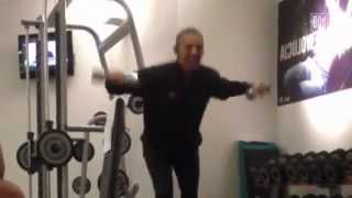 Barack Obama in Fitness Fantastic Thumbnail
