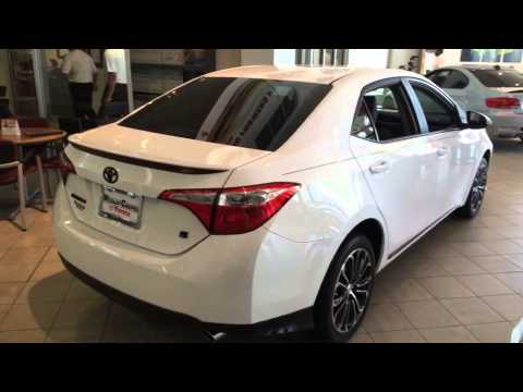 Toyota Corolla Xsp >> 2015 Toyota Corolla Xsp Package From Mark Howard At Wesley Chapel Toyota