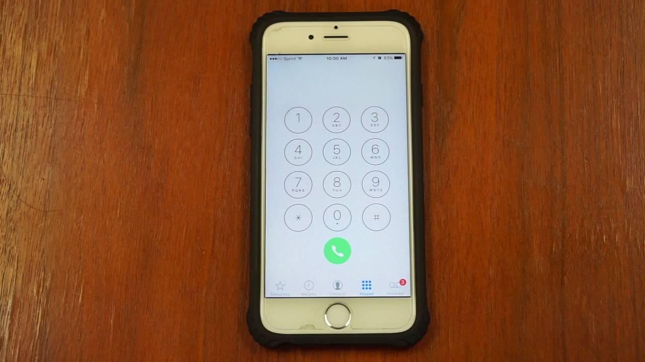 Sprint hook up phone