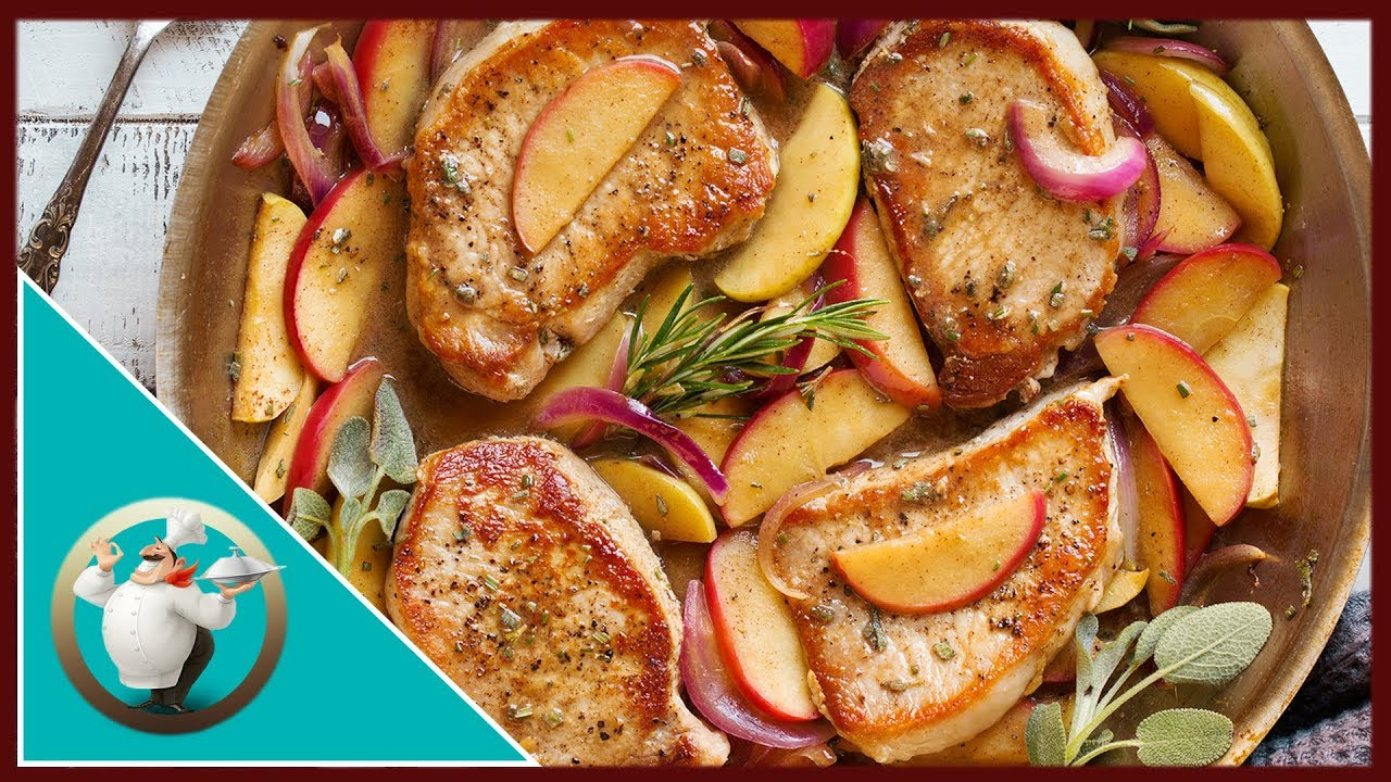 Easy Pork Chops With Apples And Onions Apple And Onion Pork Chops Youtube,Haworthia Attenuata