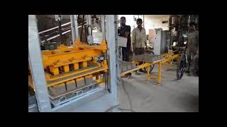 Brick Making Machines Exporter India