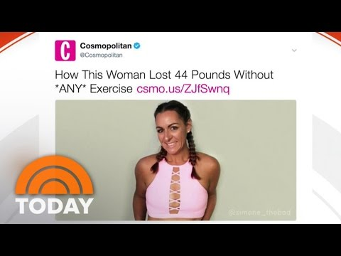 Cosmopolitan Cancer Controversy: Magazine Under Fire Over Weight Loss Story | TODAY