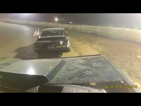 #1w Thunder Feature (In-car camera) Wartburg Speedway 8/25/18