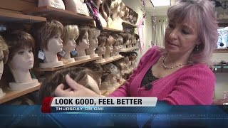 Video American Cancer Society and Angels in Your Corner help cancer patients look good and feel better download MP3, 3GP, MP4, WEBM, AVI, FLV Agustus 2018