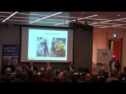 MINEX Eurasia 2017 - Peter Robinson