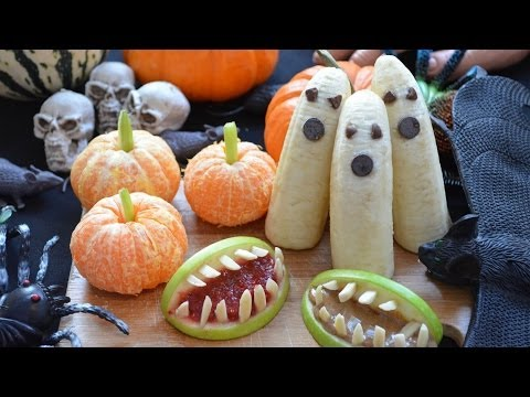 Easy DIY Halloween Treats | Fablunch