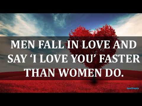 STRANGE PSYCHOLOGICAL FACTS ABOUT ROMANTIC LOVE YOU MUST KNOW