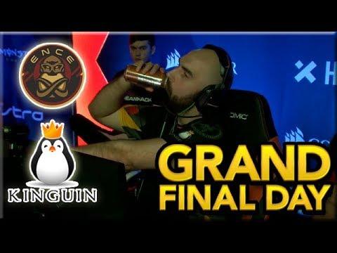 Kinguin Grand Finals Highlights VS Ence (Dreamhack Open Montreal 2018)