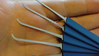 (75) Preparing the Sparrows pick handles