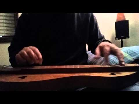 The Frost is All Over/Sixpenny Money - fretted dulcimer
