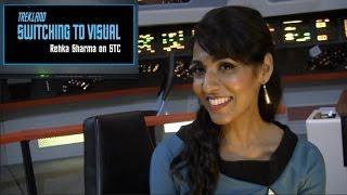 STV: BSG's Rekha Sharma comes to Star Trek Continues!