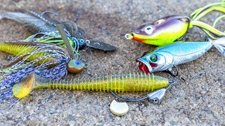 Pond Fishing For Bass - Best Baits and Techniques