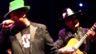 BOY GEORGE - The Deal - Knocking On Heavens Door - LIVE MOSCOW