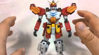 Gundam Review: 1/100 B-Club Gundam Heavyarms Kai