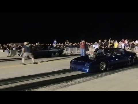 Street Outlaws Murder Nova Vs Blown Camaro