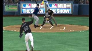 MLB 08 The Show: Cleveland at Toronto, Game 116