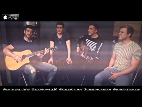 Amnesia - Five Seconds of Summer |  Anthem Lights Cover