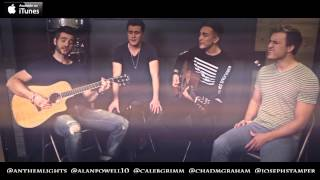 """Amnesia"" - Five Seconds of Summer (cover by Anthem Lights)"