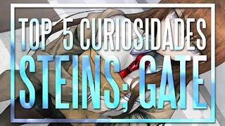 5 Curiosidades de Steins; Gate STEINS;GATE 検索動画 48