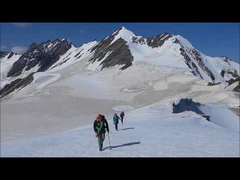 Mountaineering at  At-Bashi and Ala-Archa  in Kyrgyzstan.