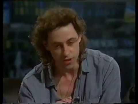Bob Geldof Swearing On Live Aid (1985)