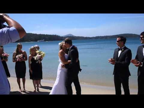 Mark and Eve's Wedding