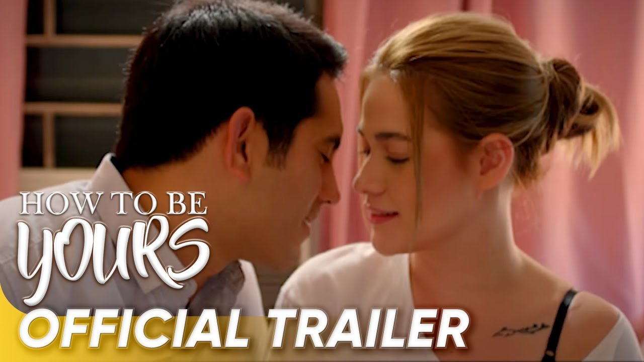 How To Be Yours Official Trailer | Gerald Anderson and Bea Alonzo | 'How To Be Yours'