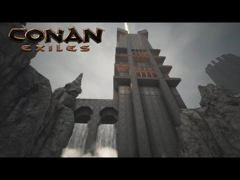 Conan Exiles - Beastmasters Tower (Speed Build)