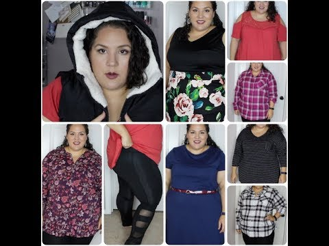 Plus Size Fall Clothing Haul! ~Rosegal & Wal-Mart!~