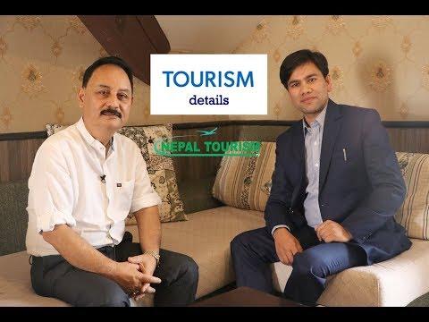 Rajan Shrestha(President Regional Hotel Association Biratnagar)-Tourism Details with Tek B. Mahat