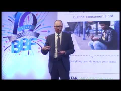 Nigel Holis   BBF Seminar 2017   Brand Building in the Digital Age