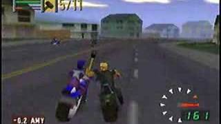 Road Rash, The Funniest Game EVER