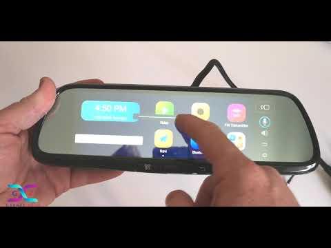 Штатное зеркало BlackMix на андройде которое удивило многих!