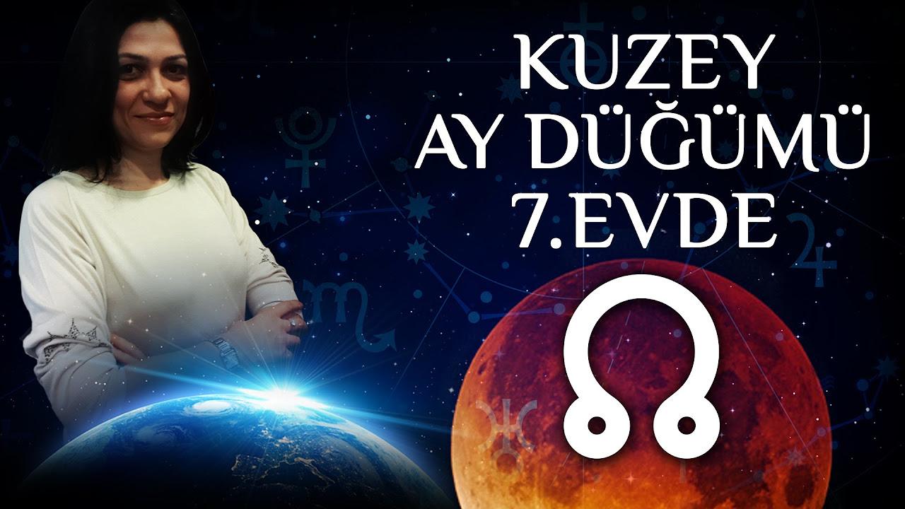 ASTROLOJİDE EVLER KONUSU - 7. EV