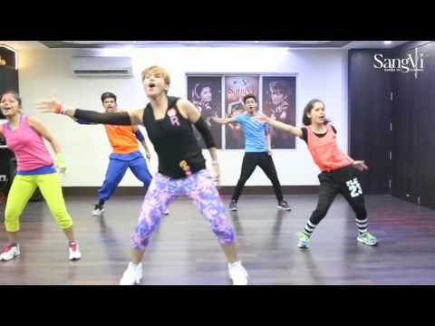 SangVi Zumba Classes | Oye Oye