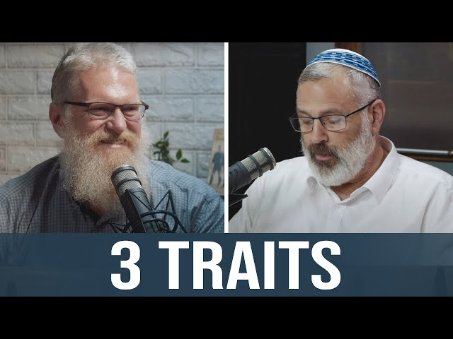The 3 Characteristics of the Jewish Nation - the Continuing Story