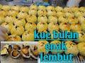 Resep Kue Bulan || Resep Moon Cake || Tanpa Oven Anti Gagal