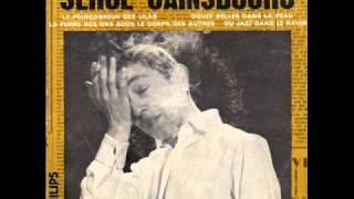Serge Gainsbourg ♫ Du Jazz Dans Le Ravin ♫