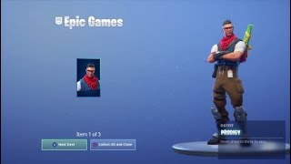 How to get a free skin in Fortnite!
