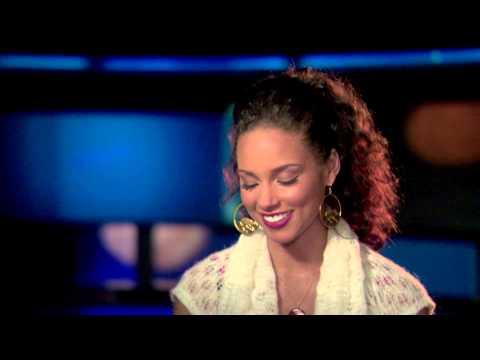 Alicia Keys on