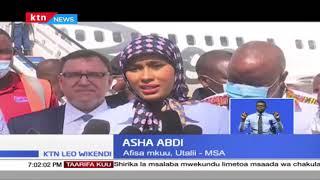 Utalii Waimarika: Sekta Ya Utalii Leo Imepigwa Jeki Baada Ya Watalii 189 Kuzuru Mombasa