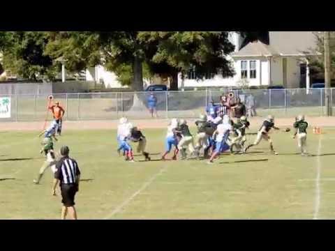9-10 Football Johnny Bright Vs Lakeshore