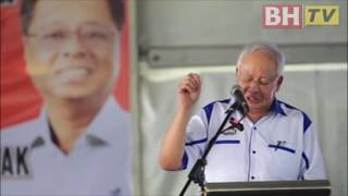 Terus bela Bumiputera: PM