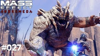 MASS EFFECT ANDROMEDA #027 - Überall Kett! - Let's Play Mass Effect Andromeda Deutsch / German