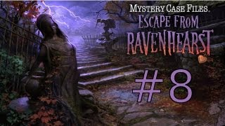 Mystery Case Files: Escape from Ravenhearst Walkthrough part 8