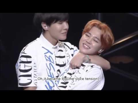 방탄소년단 BTS Tension Escalator (Eng Sub)
